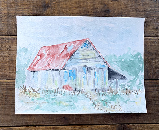 Red Top Barn