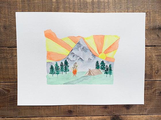 Camp Oregon