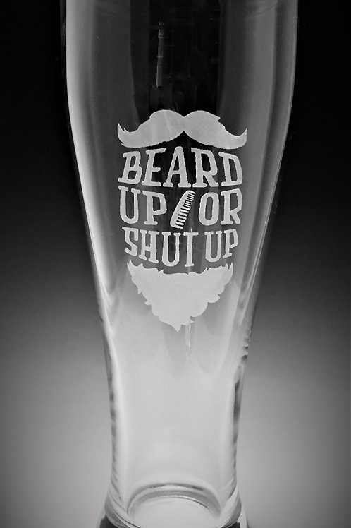 Beard Up or Shut Up