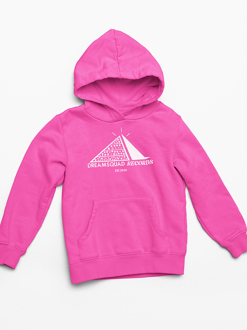 Pink Dreamsquad Records Hoodie