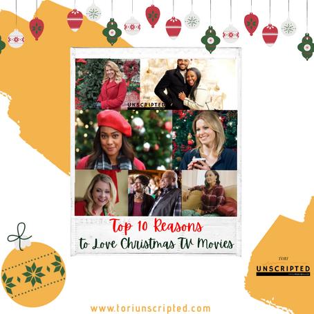 Top Ten Reasons to Love Christmas TV Movies