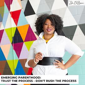 Dr. El Brown - Emerging Parenthood Article