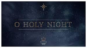 O Holy Night...the True Story