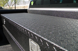Line-X Protects Tool Boxes