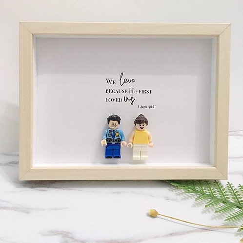 Wooden ( Couple )