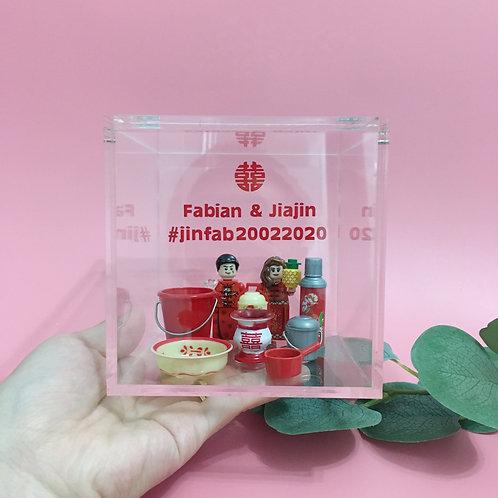 Guo Da Li Acrylic Box
