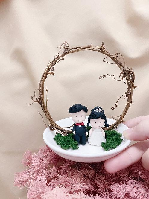 Forest Dish Set