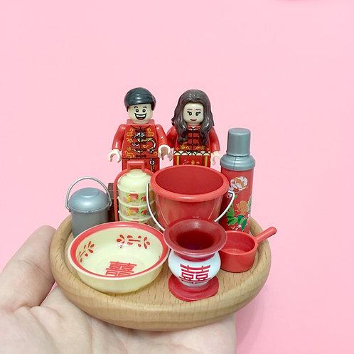 Guo Da Li Dish Set