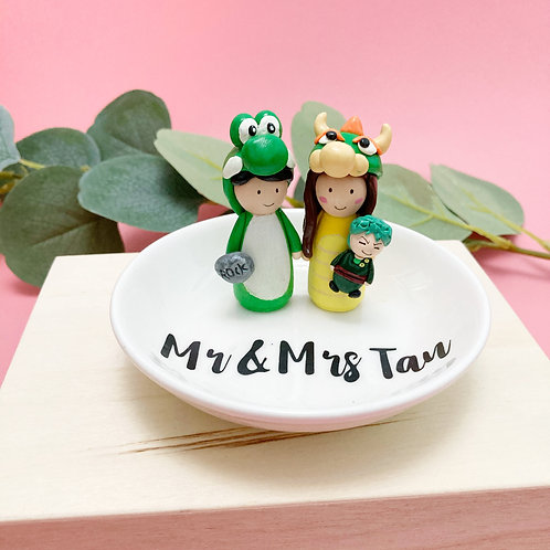 Character Ceramic Dish
