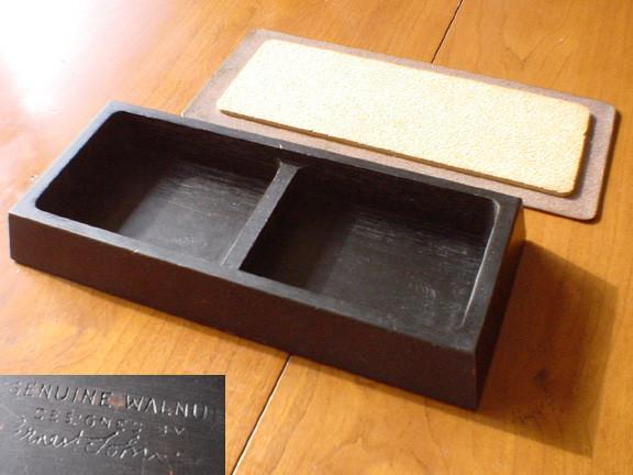 Ernest Sohn Enamel top box