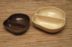 Tamac divided bowls