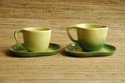 Tamac tea and coffee cups