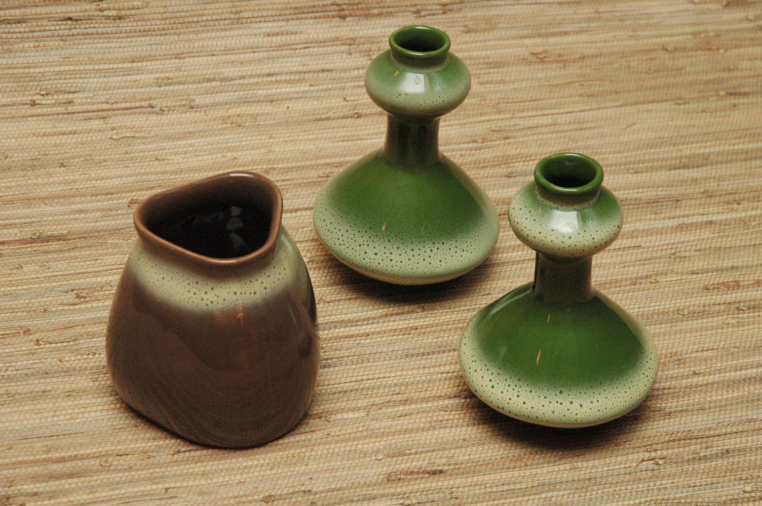 Tamac vases