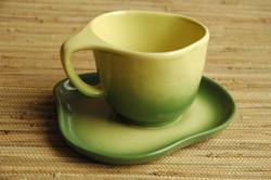 Tamac coffee cup in avocado