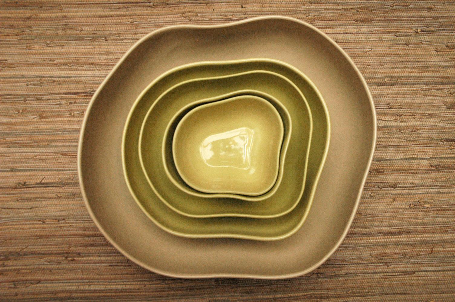 Tamac bowl stack