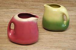 Tamac pitchers in raspberry avacado