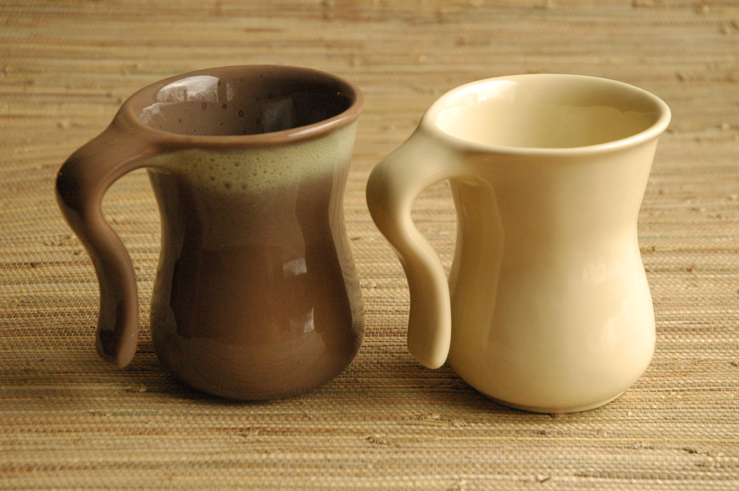 Tamac open handle mugs