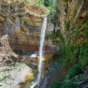 East Parachute Creek Falls
