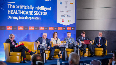 The Economist Event : The A.I Healthcare Sector