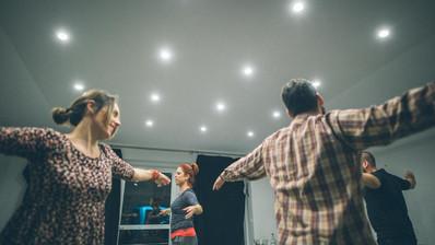 Workshop Actor - Cinema