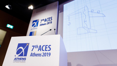 7th ACES Athens 2019 @ SNFCC