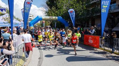 Kinder Sport Olympians Run International