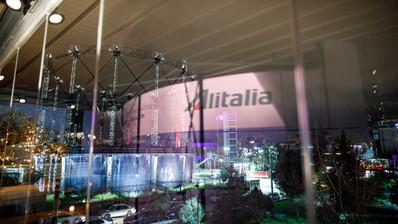 Alitalia Event @ Gazarte