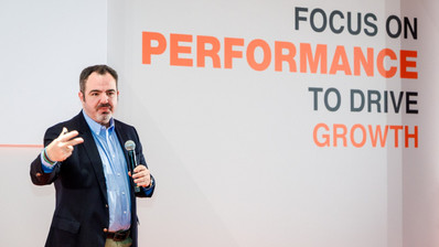 GlaxoSmithKline (GSK) Focus On Performance to Drive Growth Session on Marriott Hotel Athens