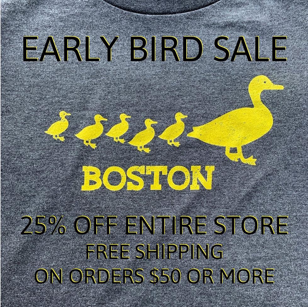 Sidetrack Early Bird Sale