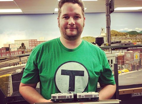 DIY Powered MBTA HO Scale Trolley