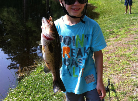 Do you have a fishing story?