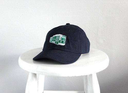 Kids MBTA Green Line Cap - Navy