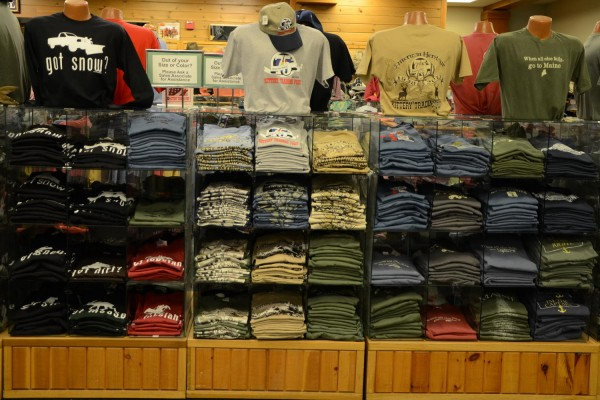 Kittery Trading Post Men's Dept