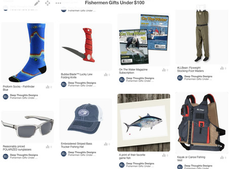 Father's Day Fishermen Gifts