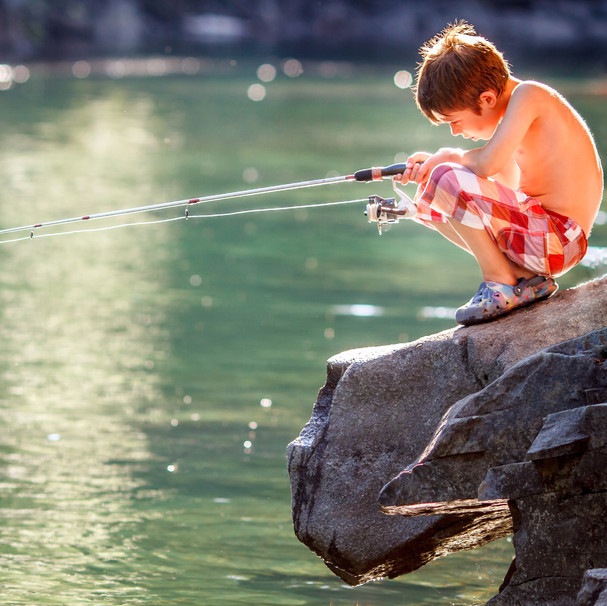 Take a Kid Fishing
