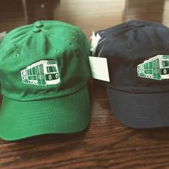 Kids MBTA Caps