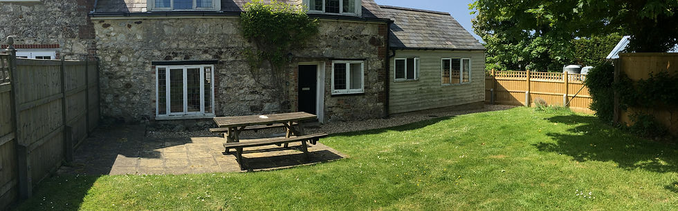 The Cottage, Alum Bay