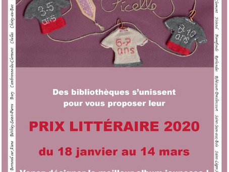 France - 10ème édition du Prix Ficelle