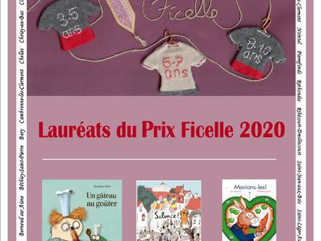 France - Résultats de la 10ème édition du prix Ficelle