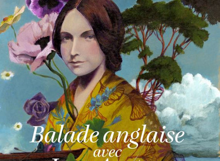 France - Balade anglaise avec Jane Austen