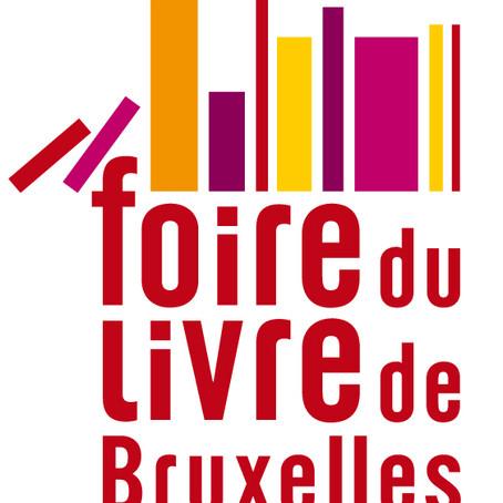 La semaine professionnelle de la Foire du Livre de Bruxelles