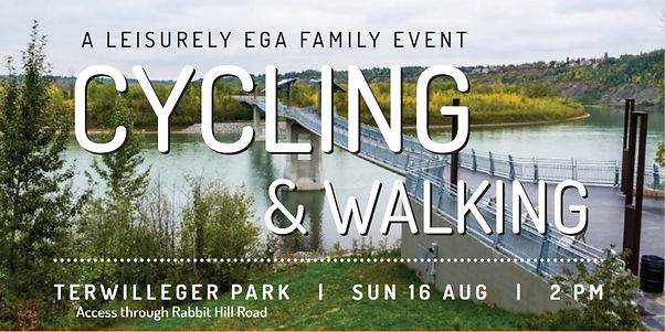 EGA Family Bike Ride 2020