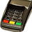 Thumbnail: Écran d'intimité du clavier NIP pour terminaux