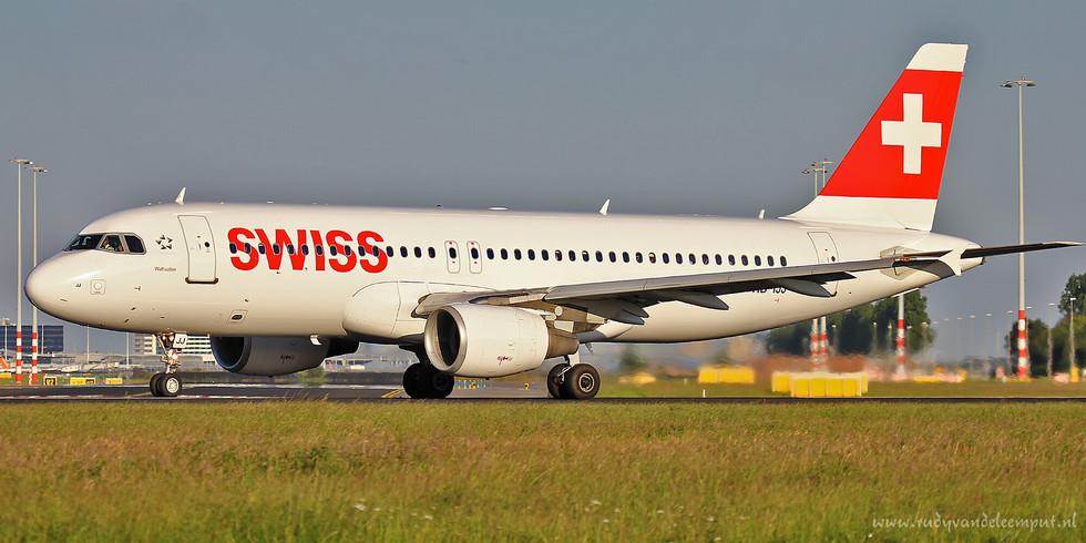 HB-IJJ | Build: - Airbus A320-214