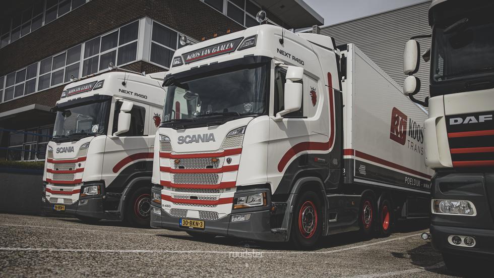 30-BKN-3 | Build: 2018 - SCANIA R.450