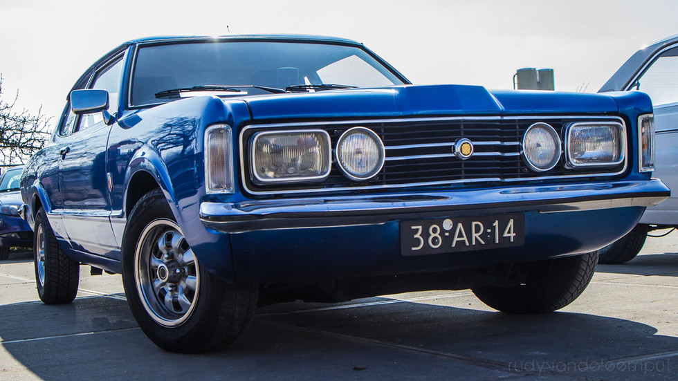 38-AR-14 | Build: 1975 - Ford Taunus 1600 XL Coupe