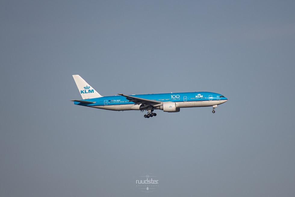 PH-BQP   Build: 2007 - Boeing 777-206ER