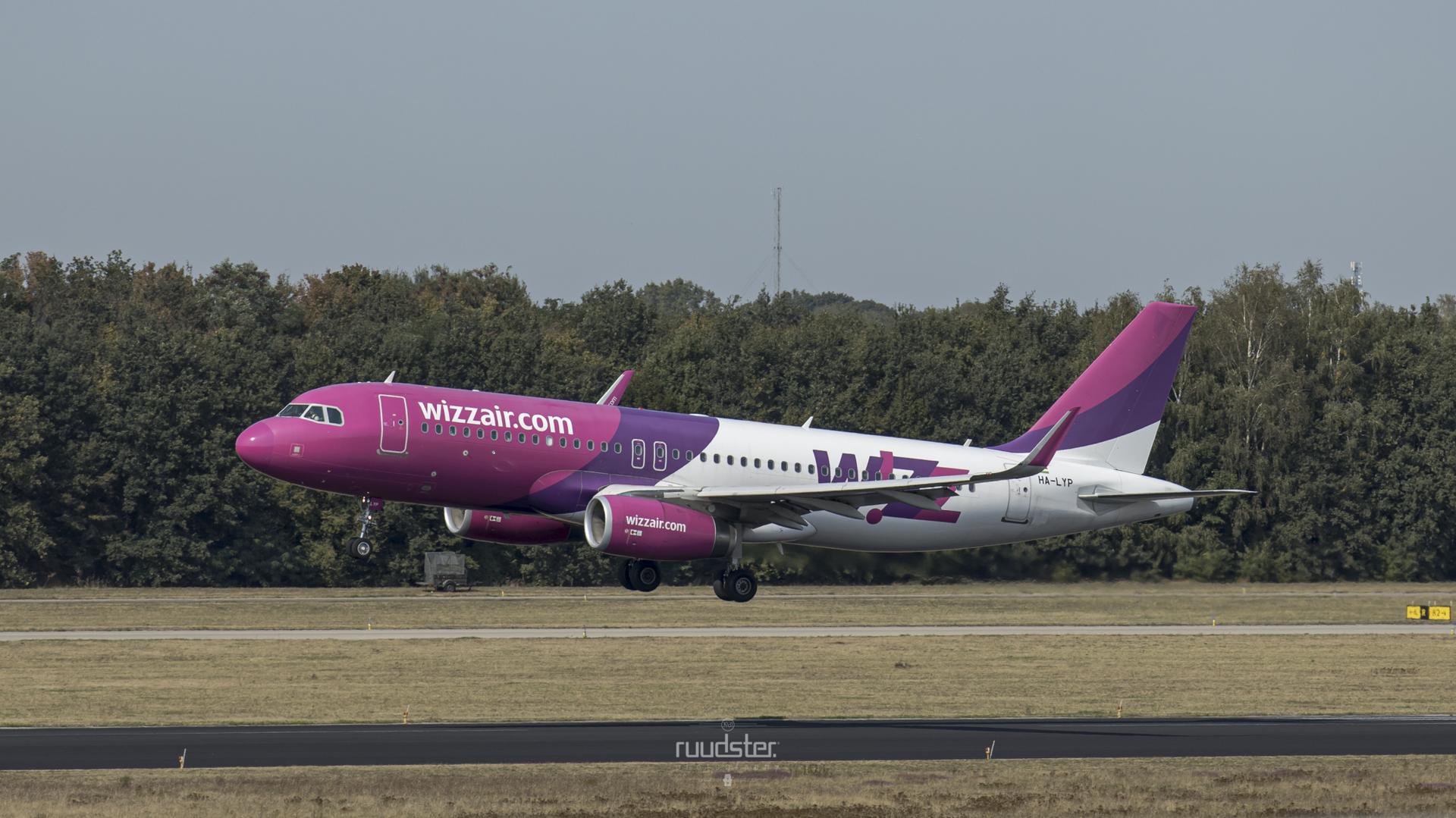 2015 | HA-LYP | Airbus A320-232