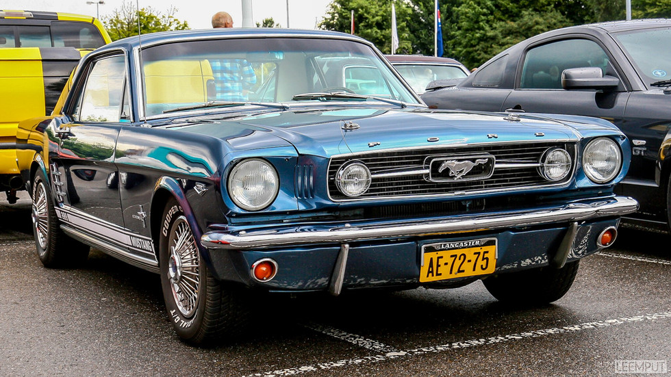 AE-72-75 | Build: 1966 - Ford Mustang
