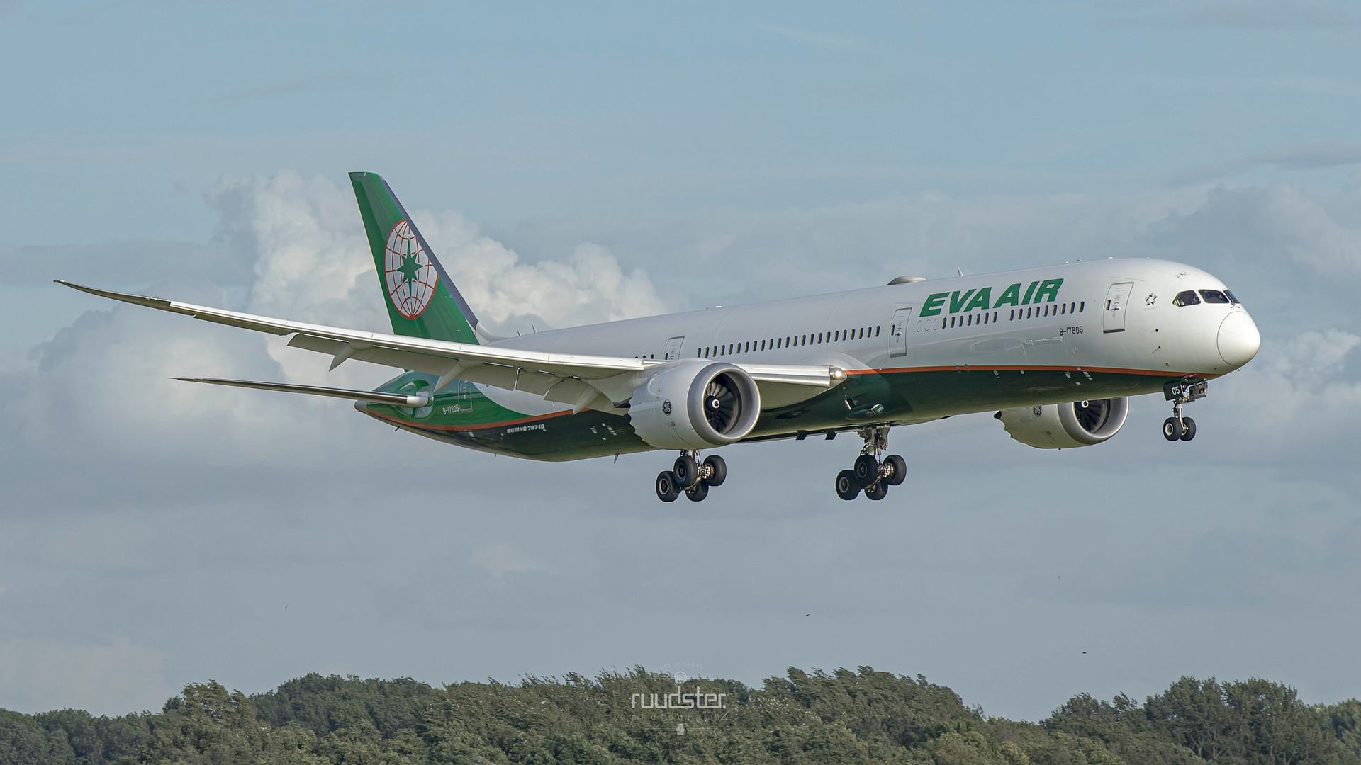 B-17805 | Build: 2019 - Boeing 787-10
